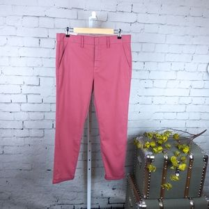 Joe's Jeans The Soder Dropped Slim Trouser Pink 32